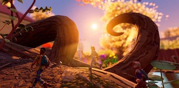 Grounded se expone en un extenso gameplay centrado en la experiencia de un jugador 5