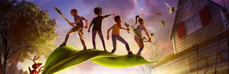 Descubiertos varios diseños para la portada de Grounded, lo próximo de Obsidian Games 1