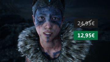 Consigue Hellblade: Senua's Sacrifice para Xbox One a un gran precio 1