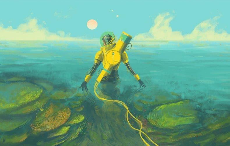 In Other Waters, un misterioso juego de exploración submarina, presenta tráiler y fecha 1