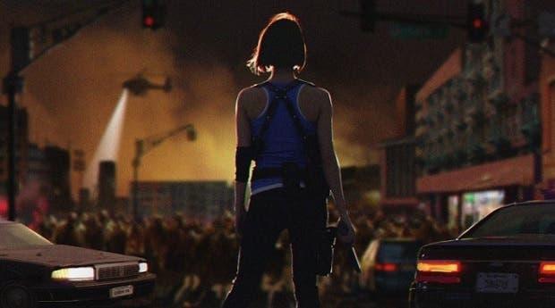 Estos son los nuevos concept art de los personajes de Resident Evil 3 3
