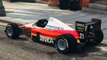 ¿Cuándo llegarán los coches de la Fórmula 1 a GTA V Online?