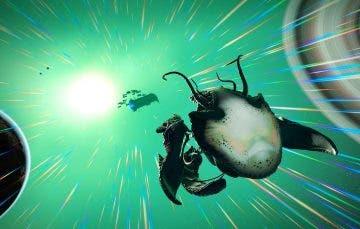 No Man's Sky presenta Living Ship, una nueva actualización repleta de contenido 1