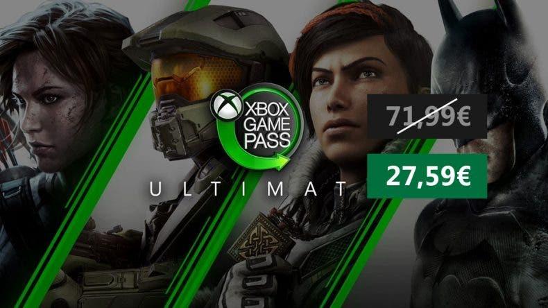 Consigue 6 meses de Xbox Game Pass Ultimate a un precio increíble 1