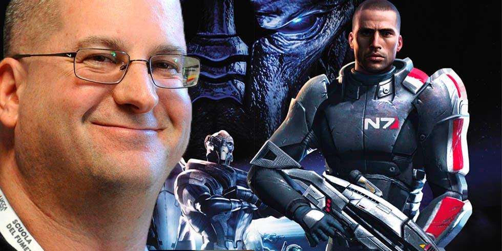 Drew Karpyshyn escritor principal de Mass Effect habla después de abandonar BioWare y fichar por Archetype Entertainment