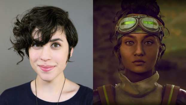 Ashly Burch, sorprendida por la popularidad de Parvati en The Outer Worlds
