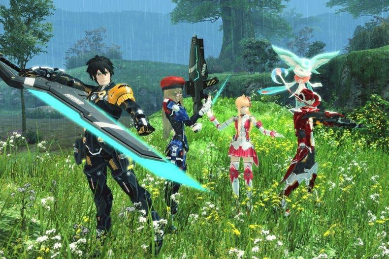 Los jugadores europeos de Xbox también podrán jugar a Phantasy Star Online 2 1