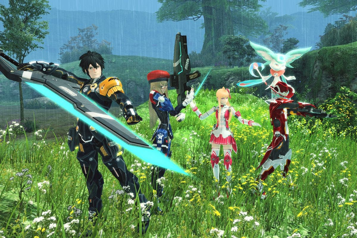 Phantasy Star Online 2 ya está disponible en Xbox One