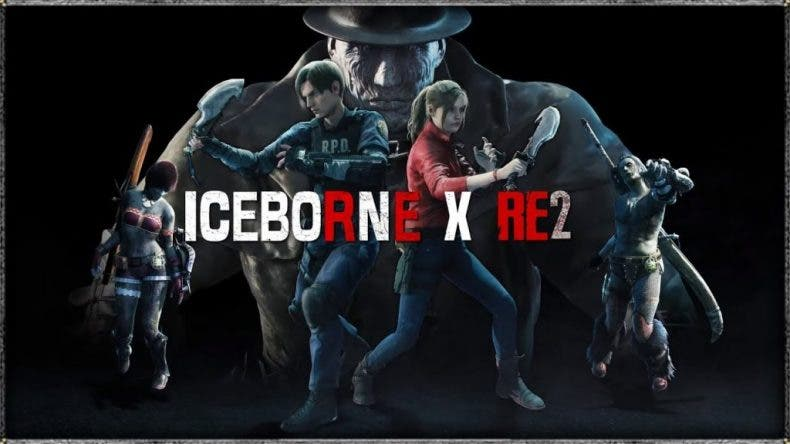 Monster Hunter World Iceborne tendrá un evento cruzado con Resident Evil 2