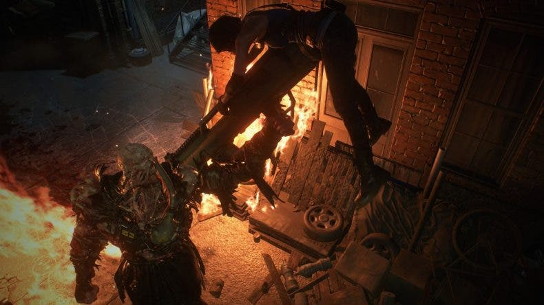 Digital Foundry compara las versiones de Resident Evil 3 en Xbox One X y PlayStation 4 1