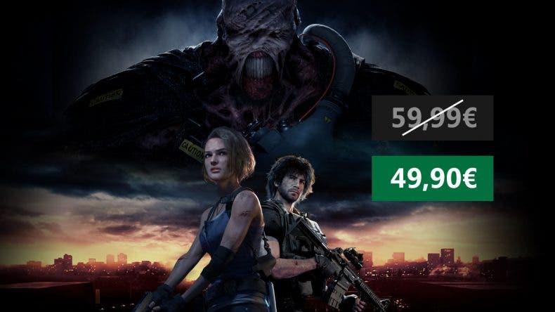 Pre-compra Resident Evil 3 Remake a un precio interesante 1