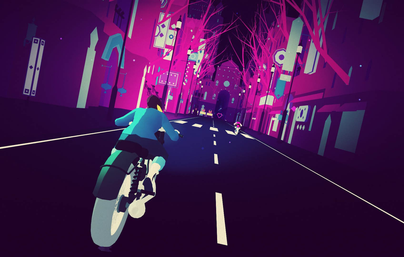 Sayonara Wild Hearts por fin disponible en Xbox One 4