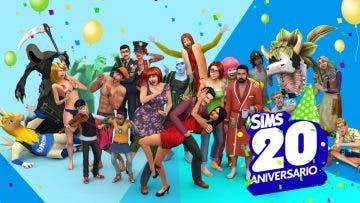 Los Sims celebra su 20 aniversario con un peculiar resumen 4