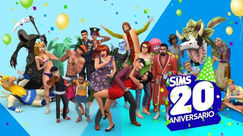 Los Sims celebra su 20 aniversario con un peculiar resumen 1