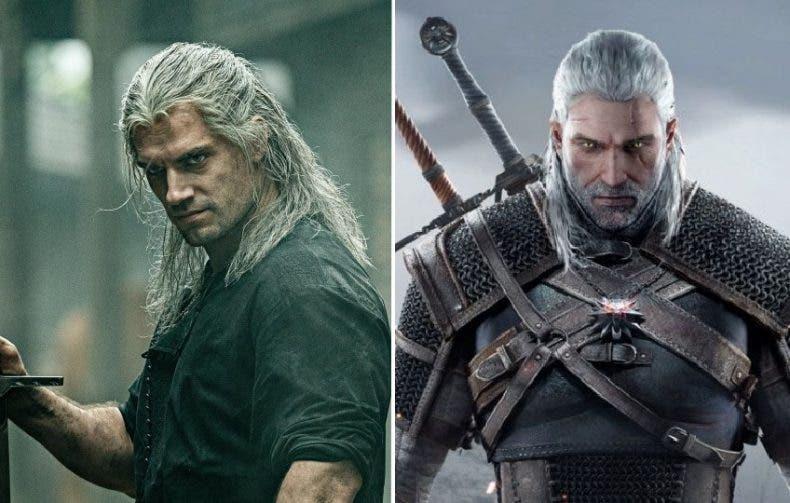 Juegos, libros y serie no se ponen de acuerdo con las edades de los personajes de The Witcher 1