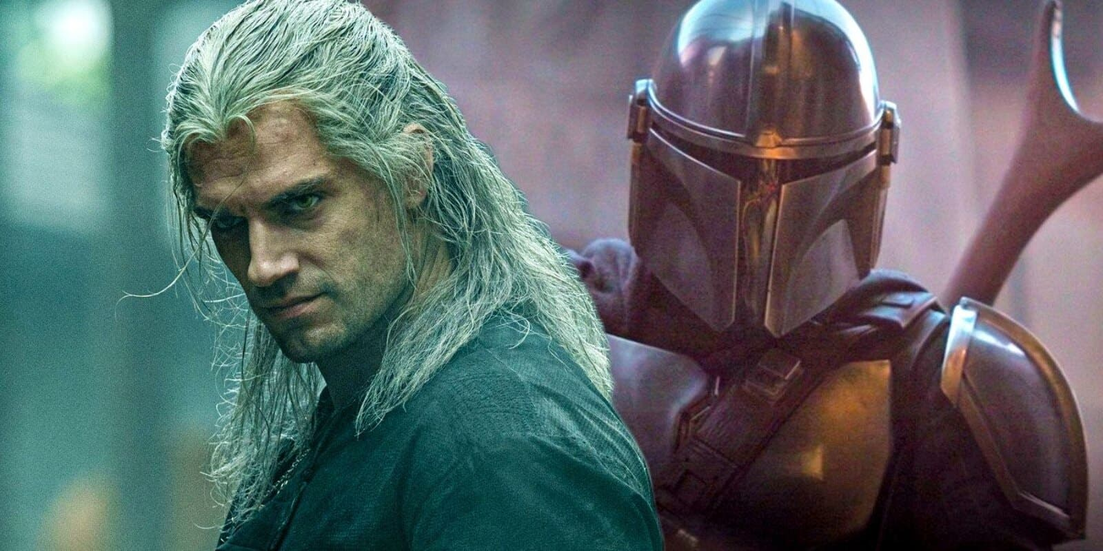 La serie de The Witcher en Netflix sigue siendo mucho más demanda que The Mandalorian de Disney+