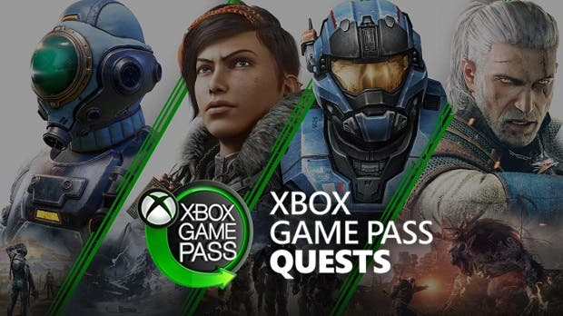 nuevas Xbox Game Pass Quests