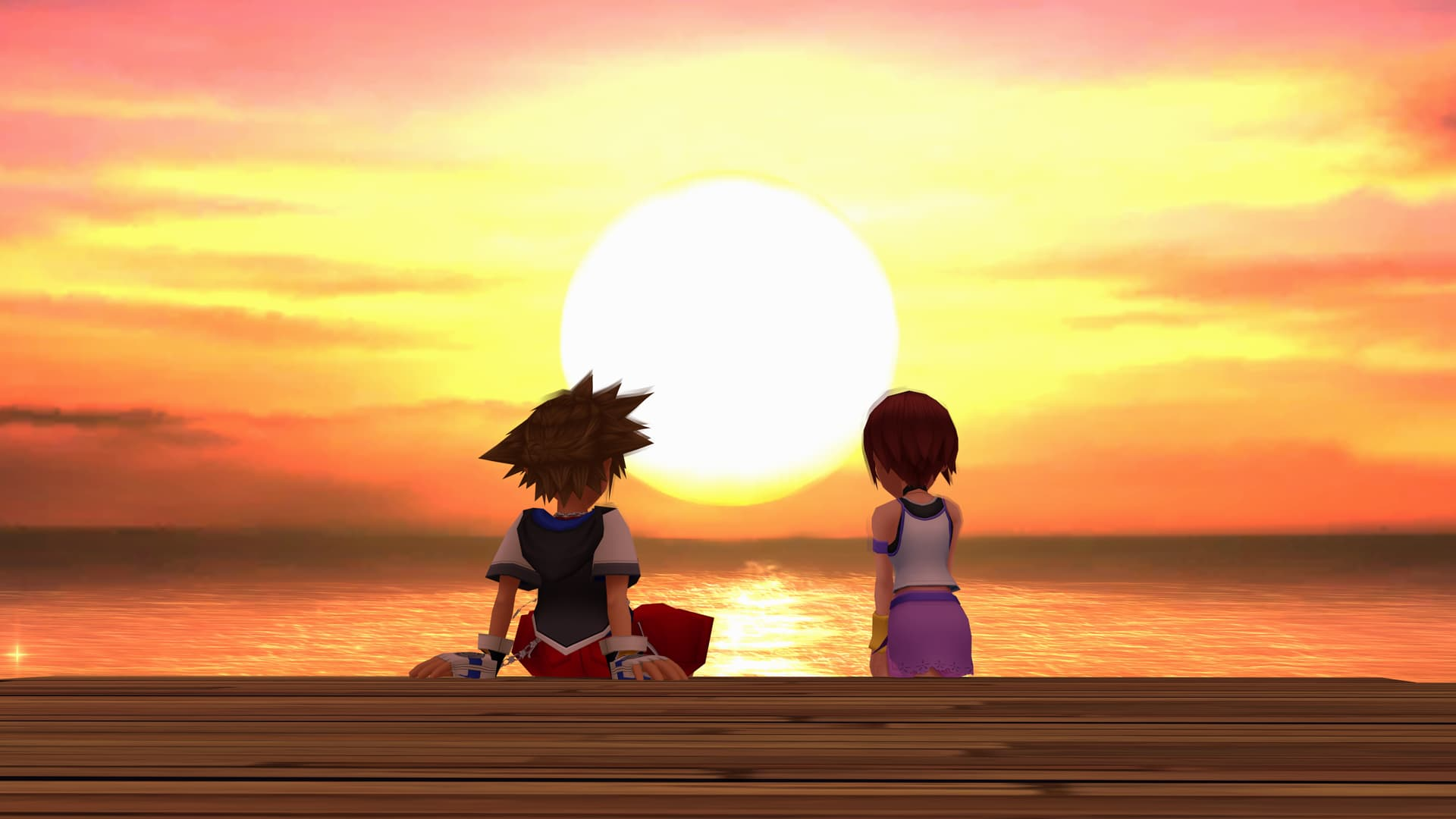 Ya disponible toda la saga Kingdom Hearts en Xbox Game Pass 2
