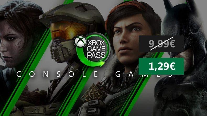 Aprovecha esta oferta de 1 mes de Xbox Game Pass 1