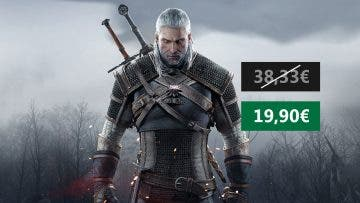 Consigue The Witcher 3 Edición Juego del Año a un precio increíble 18