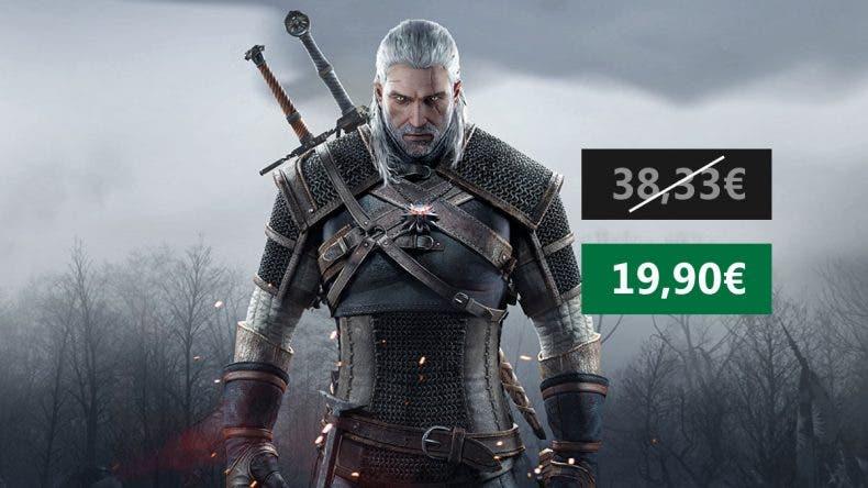 Consigue The Witcher 3 Edición Juego del Año a un precio increíble 1