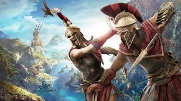 Juega gratis a Assassin's Creed Odyssey, Sea of Thieves y Smite 5