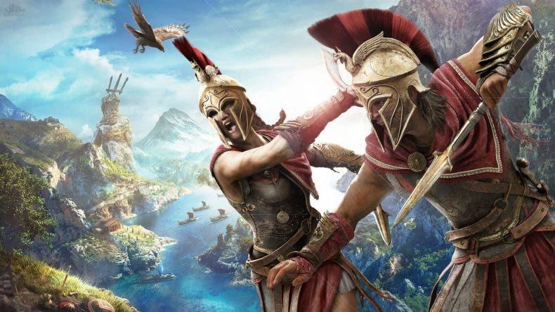Juega gratis a Assassin's Creed Odyssey, Sea of Thieves y Smite 1