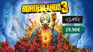 Borderlands 3 está en oferta para Xbox One 5