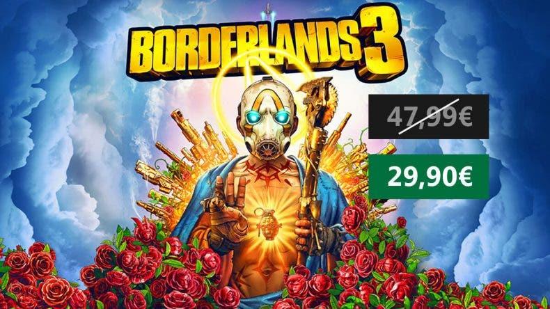 Borderlands 3 está en oferta para Xbox One 1