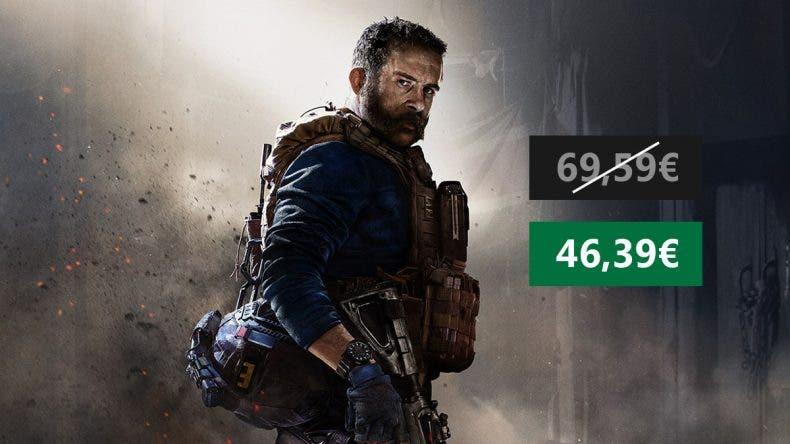 Aprovecha esta oferta de Call of Duty: Modern Warfare para Xbox One 1