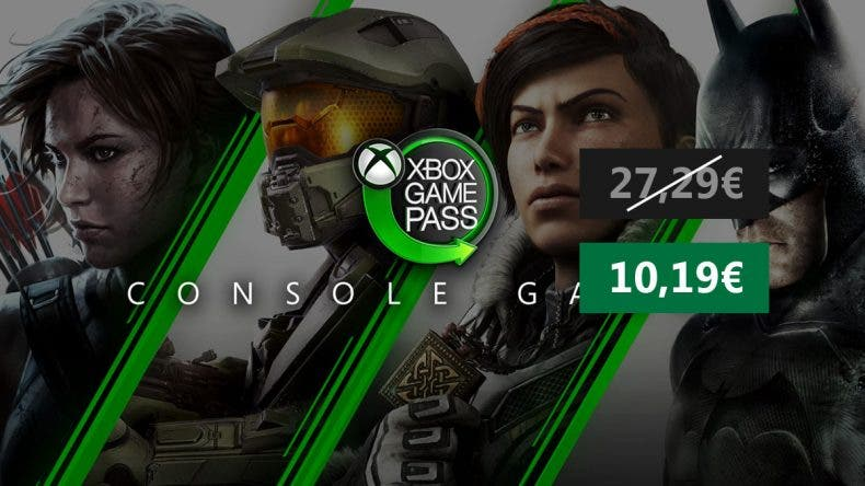 Aprovecha esta oferta de 3 meses de Xbox Game Pass 1