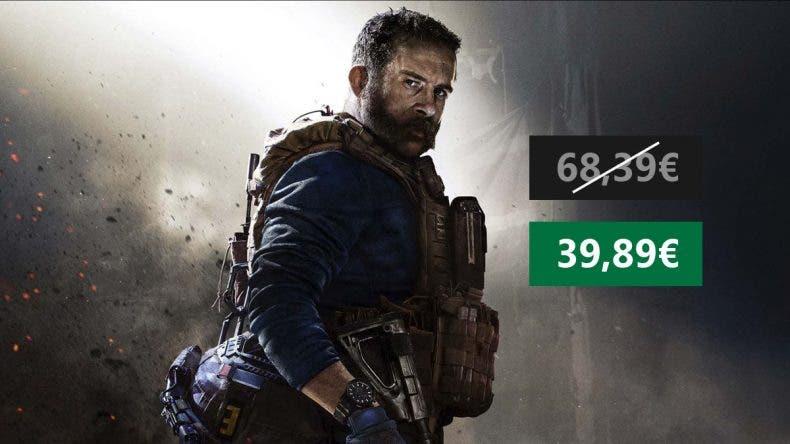 Gran oferta por Call of Duty: Modern Warfare para Xbox One 1