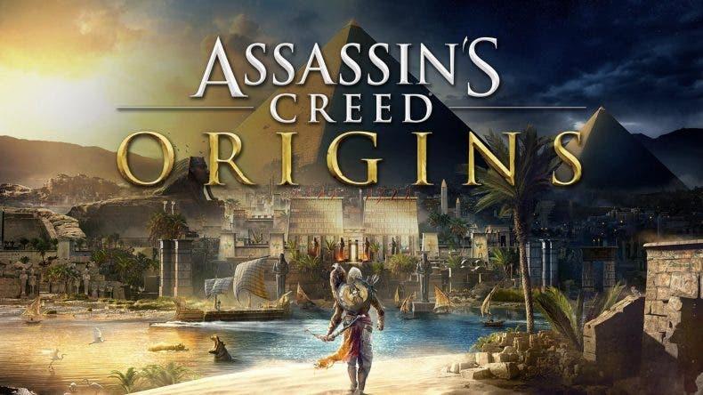 Aprovecha esta oferta de Assassin's Creed Origins 1