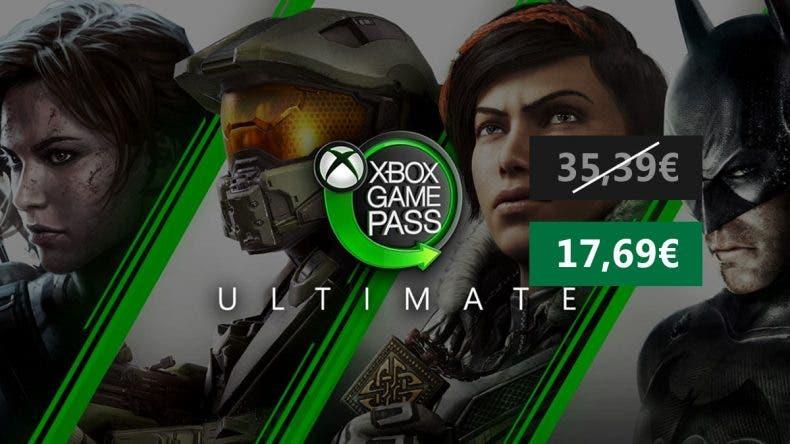 Consigue tres meses de Xbox Game Pass Ultimate a un gran precio 1