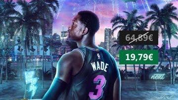 Precio mínimo histórico por NBA 2K20 para Xbox One 4