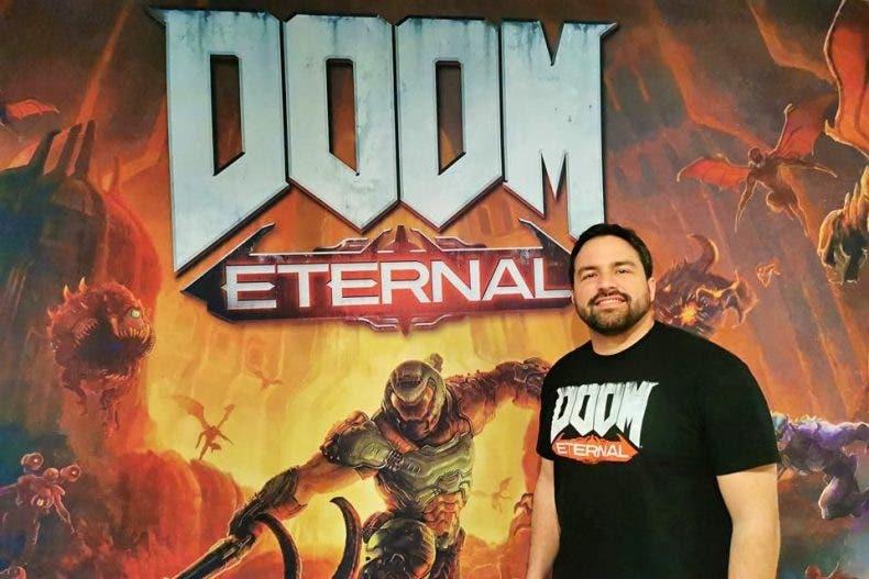 El director creativo de DOOM Eternal ve el Crunch como un estilo de vida