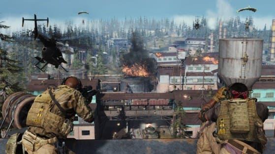 Se filtran numerosos detalles y gameplay de Warzone, el battle royale de Modern Warfare 1