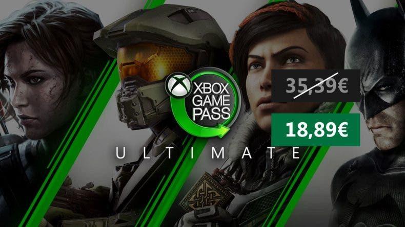 Consigue 3 meses de Xbox Game Pass Ultimate a un gran precio 1
