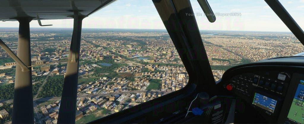 Disfruta del fotorrealismo en las nuevas imágenes de Microsoft Flight Simulator 12
