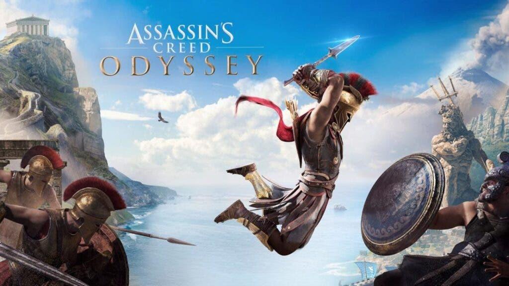 Assassin's Creed Odyssey funcionará a 60fps en Xbox Series X|S