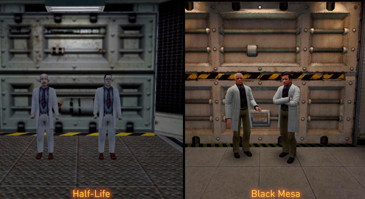 Analizan el rendimiento de Black Mesa: Half Life, el renacimiento de una leyenda 2