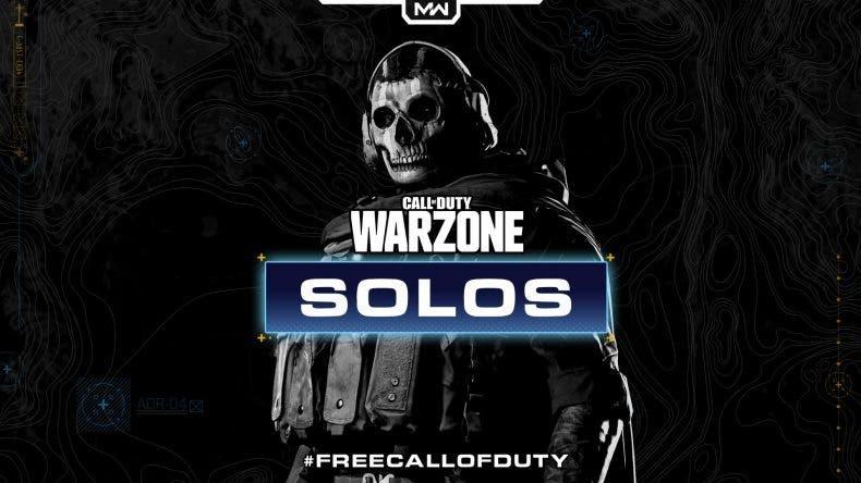 El modo solitario llega a Call of Duty Warzone