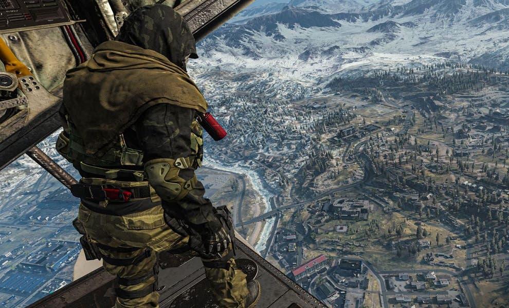 Call of Duty Warzone añade un nuevo modo de juego