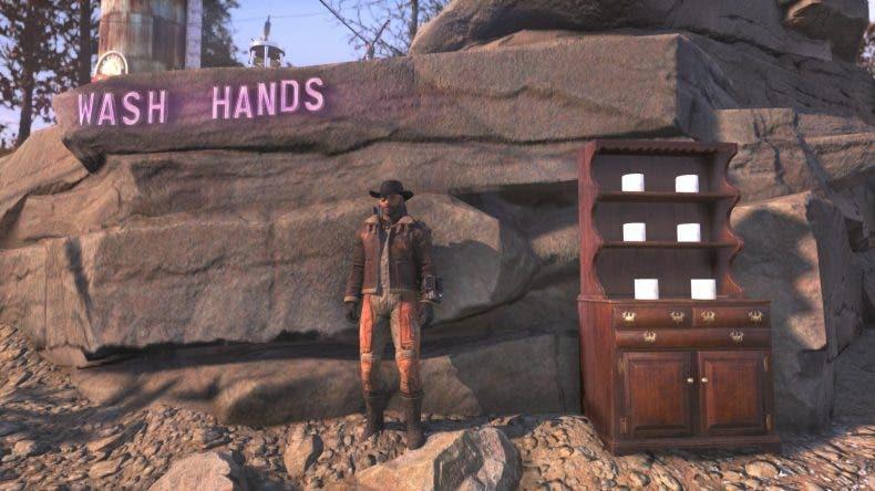 Fallout 76 no deja de sorprender, el papel higiénico también se agota en su universo