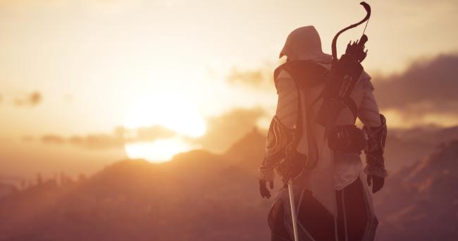 El traje de Ezio Auditore llegará a Assasin's Creed Odyssey con la nueva actualización