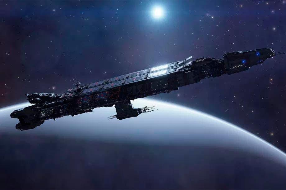 La llegada de las flotas de transporte a Elite Dangerous tiene fecha 2