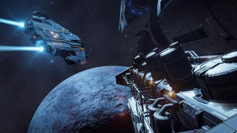 Elite Dangerous incluirá flotas de transporte, pero estas no serán baratas 1