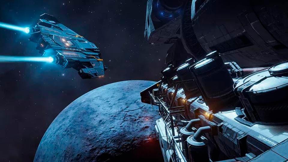 La expansión Horizons de Elite Dangerous pasará a ser gratuita el mes que viene 2