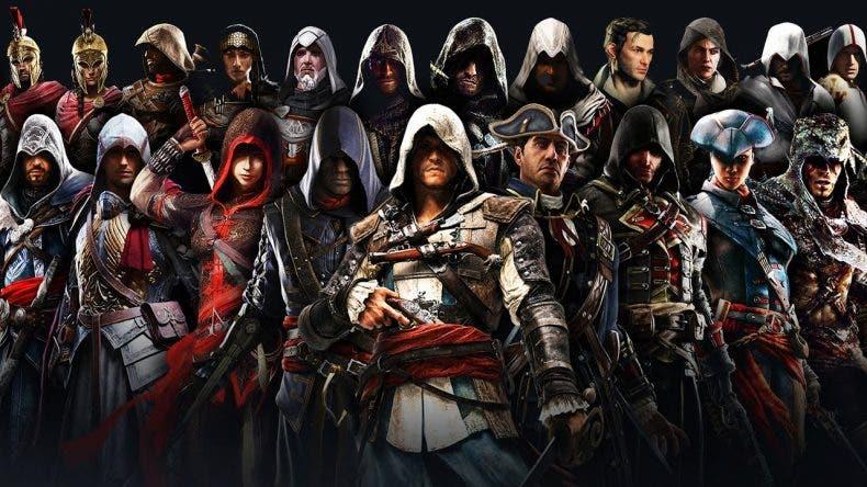 Estos son los 5 mejores juegos de la saga Assasin's Creed que no os podéis perder