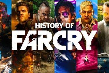 Estos son los 5 mejores juegos de la saga Far Cry